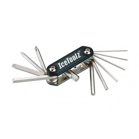 Набор ключей lceToolz Compact-11 95A5