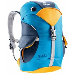 Рюкзак DEUTER KIKKI синий-оранжевый
