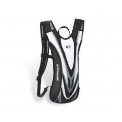 Рюкзак Exustar BBW-04 для гидратора 1,5 л бело-черный