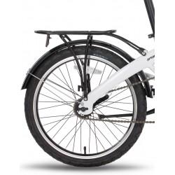 Багажник для складных велосипедов  PRIDE MINI черный
