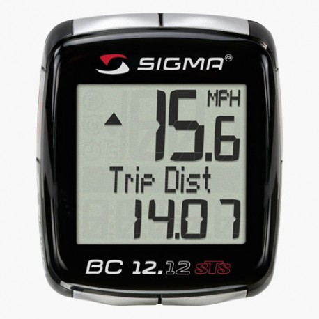 Велокомпьютер Sigma 12.12