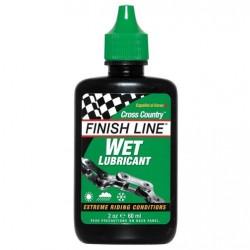 Смазка Finish Line Wet Lubricant Cross Cauntry 60мл для мокрой погоды