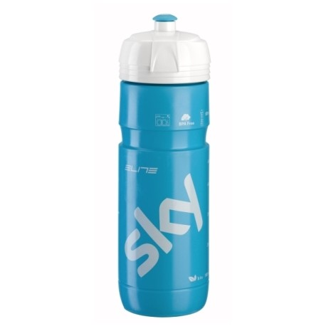 Фляга Elite SKY 750 ml голубая