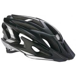 Шлем Cannondale MTB Ryker черно-серебристый М