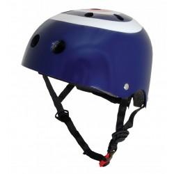 Шлем Kiddi-Moto мишень S\48-53 синий