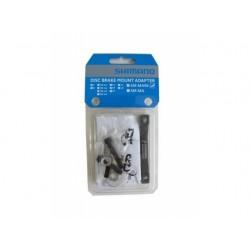 Адаптер Shimano для диск. торм. передн. 180мм Post SM-MA90