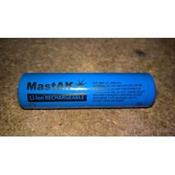 Аккумулятор 18650 Mastak 2900mAh