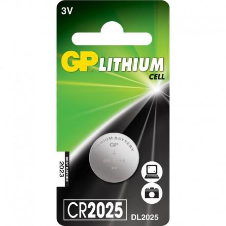 Батарейка GP  CR-2025 3V