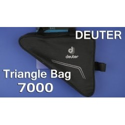 Велосумка Deuter Triangle Bag 7000 Black