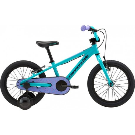 Cannondale TRAIL GIRLS SS OS 2019 TRQ 16""