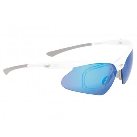Очки  BBB BSG-33 OptiView белые, сменные линзы