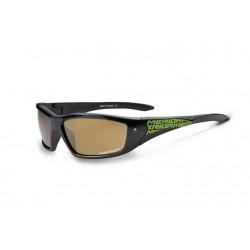 Очки  Merida  черно-зеленые 2313000935