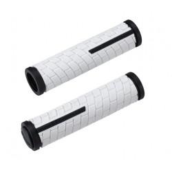 Грипсы ВВВ BHG-06 DualGrip бело-черные