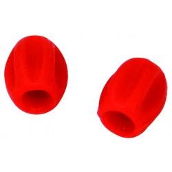 Защита на рубашки JAGWIRE CHA116 красная 6 шт