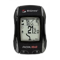 Компьютер Sigma ROX-10.0 GPS черный