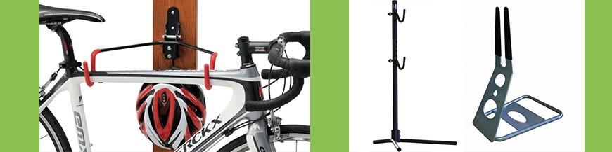 Крепления и подставки для велосипеда