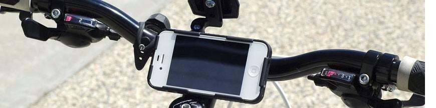 Крепления для смартфонов (Iphone, HTC и т.п.)